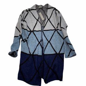 Sweaters - Joseph A Open Cardigan - Medium
